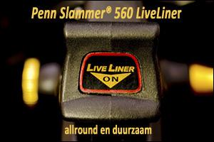 Penn Slammer LiveLiner 560